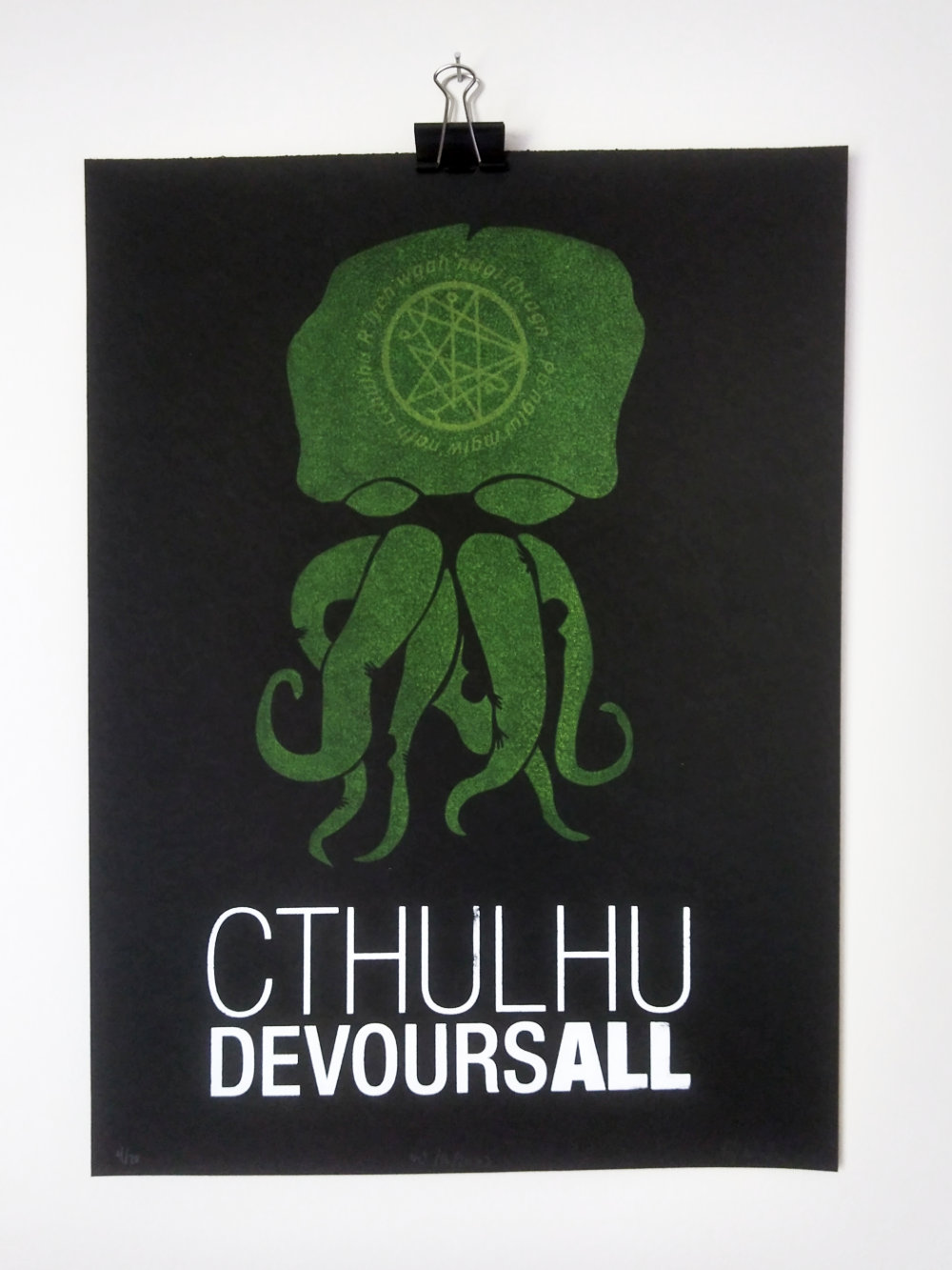 Cthulhu Devours All